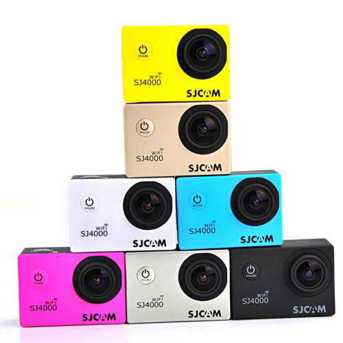 wifi sport action camera 1080p Sjcam Sj4000 WiFi Sport Action Camera 1080P Full HD Waterproof