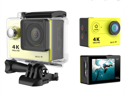 H9 4K wifi digital sports video cameras
