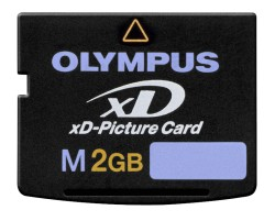 Olympus 2GB xD Picture Card Type M - Super Sale!