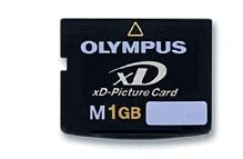 Olympus 1GB xD Picture Card Type M - Super Sale!