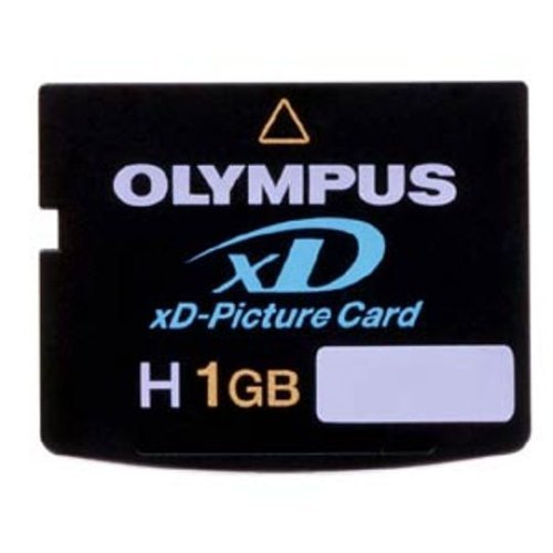 Olympus/Sandisk 1GB xD Picture Card Type H