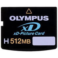 Olympus 512MB xD Picture Card Type H