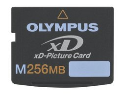 Olympus 256mb xD Picture Card Type M - Sale!
