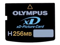 Olympus 256MB xD Picture Card Type H