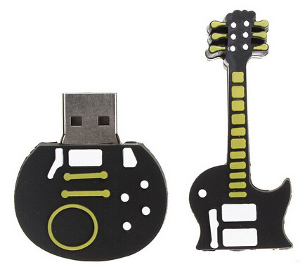 2016 Custom Guitar USB Stick 32gb