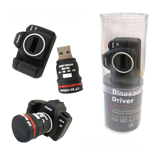 New products pvc camera shape usb flash drive wholesaler