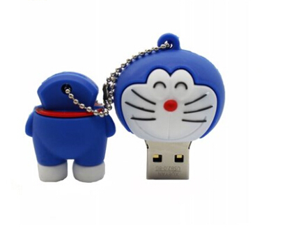 Promotional USB 2.0 Cute Silicone Cartoon Shape Wrist USB Flash Bulk 1gb 2gb