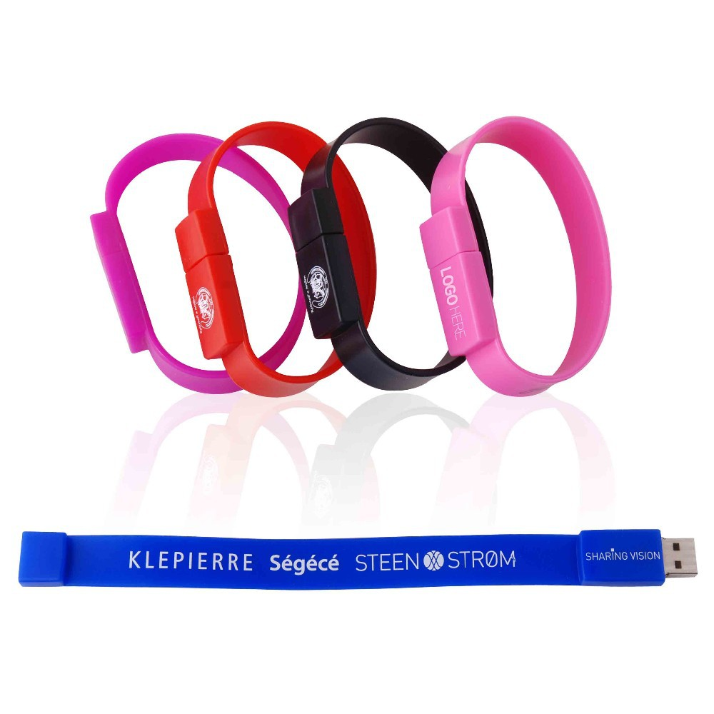 New gift bracelet silicone 1gb,2gb,4gb,8gb,16gb,32gb usb stick,wholesale usb flash drives,bulk buy f
